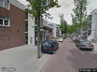 112 melding Ambulance naar Nieuwe Hamelstraat in Rotterdam