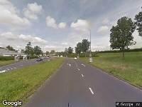 112 melding Ambulance naar Toneellaan in Zoetermeer