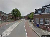 112 melding Ambulance naar Krommedijk in Dordrecht