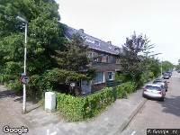 112 melding Ambulance naar Lijsterbeslaan in Rotterdam