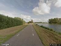 Ambulance naar Kanaaldijk in West-Graftdijk