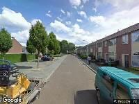 112 melding Ambulance naar Generaal Rosslaan in 's-Hertogenbosch