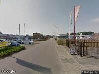 Brandweer naar Oude Moerstraatsebaan in Bergen op Zoom