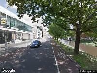 112 melding Brandweer naar Tramsingel in Breda