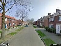 112 melding Ambulance naar Zuiderstraat in Weert