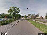 112 melding Ambulance naar Churchilllaan in 's-Hertogenbosch