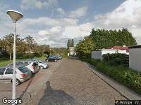 112 melding Ambulance naar Johan Brouwerstraat in Heemskerk