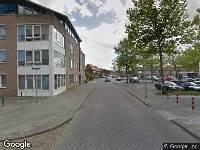 112 melding Ambulance naar Cypresstraat in Breda