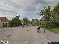 Traumahelikopter naar Van Harenlaan in Alkmaar