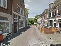 112 melding Ambulance naar Lavendelstraat in Amersfoort