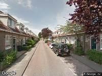 Ambulance naar Olmendaal in Rotterdam