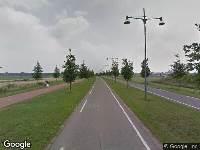 112 melding Ambulance naar Keizer Hendrik VI-singel in Nijmegen