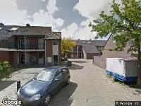 112 melding Brandweer naar Werkmanslust in Leeuwarden vanwege brand