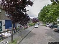 112 melding Ambulance naar Vinkenstraat in Wormerveer
