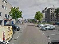 112 melding Brandweer naar Rietdekkerweg in Rotterdam vanwege een liftopsluiting
