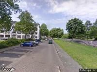 112 melding Ambulance naar Oranjesingel in Krimpen aan den IJssel