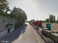 112 melding Ambulance naar Kleiweg in Rotterdam