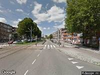 112 melding Ambulance naar Rotterdamsedijk in Schiedam