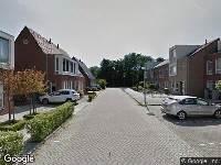 112 melding Ambulance naar Fluytstraat in Den Helder