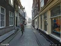 Ambulance naar Oude Molstraat in 's-Gravenhage