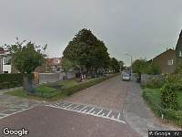 112 melding Ambulance naar Wethouder Twaalfhovenstraat in Uitgeest