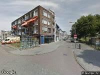 112 melding Traumahelikopter naar Weteringstraat in Rotterdam