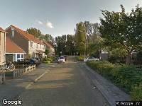 112 melding Besteld ambulance vervoer naar Jacob Catsstraat in Heemskerk