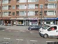 112 melding Ambulance naar Jonker Fransstraat in Rotterdam