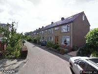 112 melding Ambulance naar Prins Hendriklaan in Zuidland