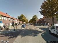 112 melding Traumahelikopter naar Bennekelstraat in Eindhoven