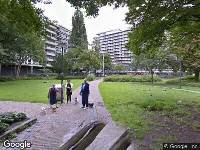 112 melding Ambulance naar Jan Evertsenplaats in Rotterdam