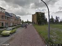 112 melding Ambulance naar Van Maanenstraat in Vlaardingen