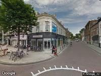 112 melding Ambulance naar Zwart Janstraat in Rotterdam