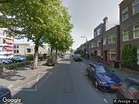 112 melding Ambulance naar Zonnebloemstraat in 's-Gravenhage