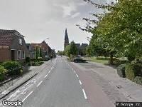Ambulance naar Dorpsstraat in Wervershoof