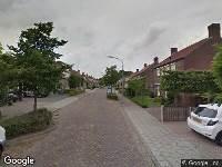Ambulance naar Frans Bekersstraat in Veldhoven