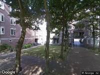 112 melding Brandweer naar Rechter Rottekade in Rotterdam vanwege brand