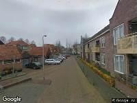 112 melding Brandweer naar Boffersweidje in Blokzijl