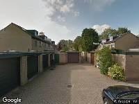112 melding Ambulance naar Hertogenven in Heemskerk