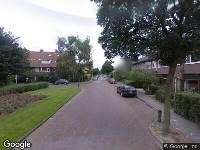112 melding Brandweer naar Van der Veerelaan in Amstelveen vanwege brand