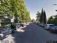 112 melding Besteld ambulance vervoer naar Hogeschoollaan in Tilburg