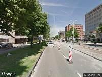 Ambulance naar Karspeldreef in Amsterdam