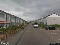 112 melding Ambulance naar Hugo de Vriesstraat in Aalsmeer