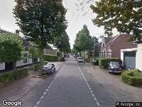 112 melding Ambulance naar Hoolstraat in Teteringen