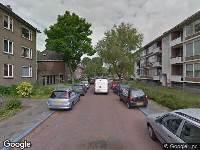 112 melding Ambulance naar Von Geusaustraat in Voorburg