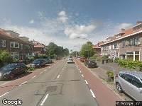 112 melding Ambulance naar Rembrandtlaan in Voorburg
