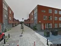 Ambulance naar Grebbestraat in Utrecht