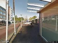 112 melding Ambulance naar Europaplein in Heemskerk