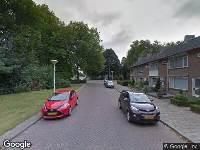 112 melding Ambulance naar Generaal van der Leythenlaan in Eindhoven