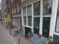 112 melding Ambulance naar Recht Boomssloot in Amsterdam